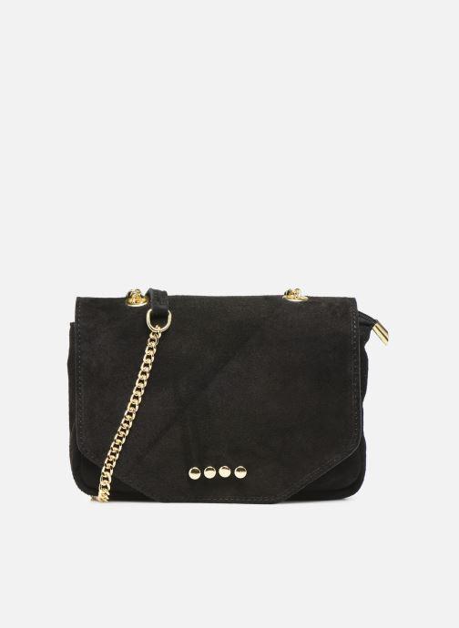 Handtassen Georgia Rose Melia Leather Zwart detail