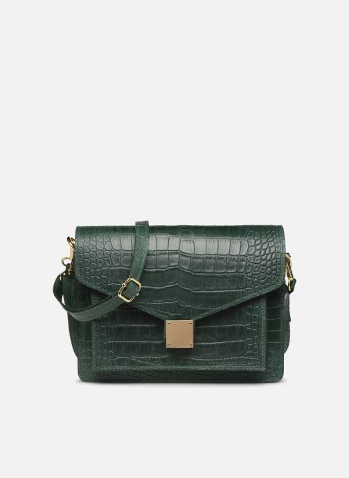 Handtassen Georgia Rose Macroco Leather Groen detail