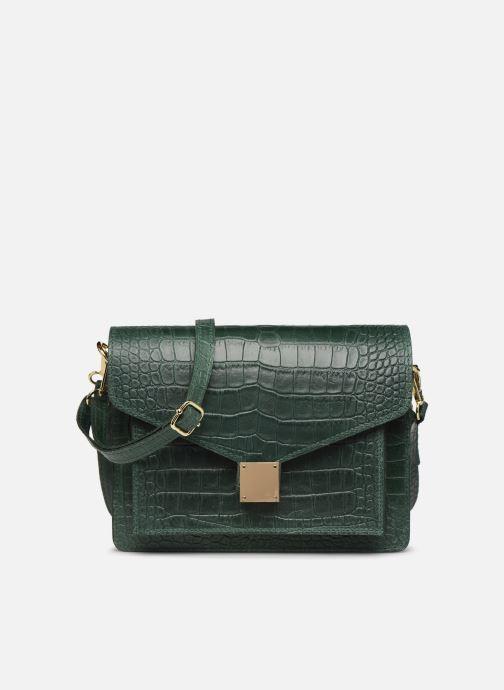 Handbags Georgia Rose Macroco Leather Green detailed view/ Pair view