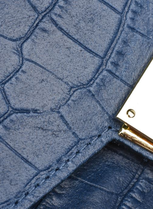 Håndtasker Georgia Rose Macroco Leather Blå se fra venstre