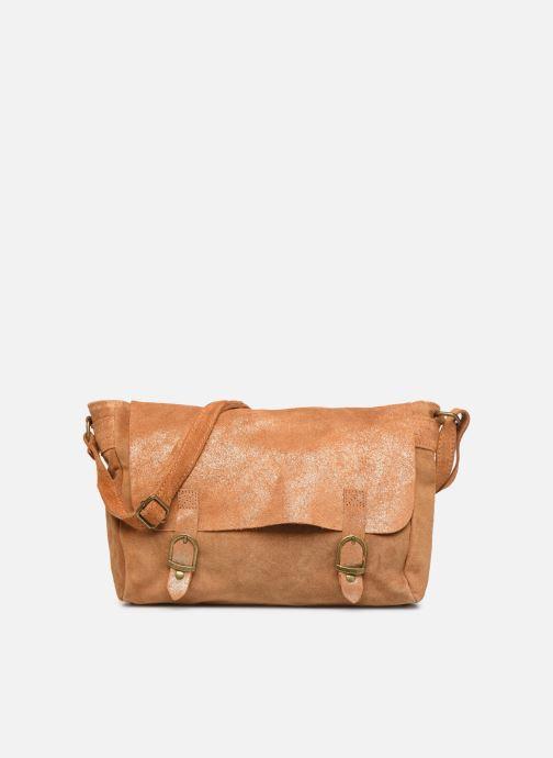 Handtassen Georgia Rose Mabesace Leather Bruin detail