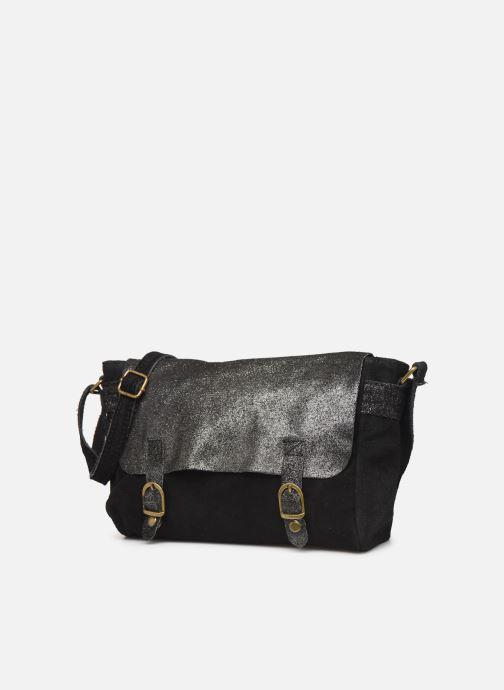 Handbags Georgia Rose Mabesace Leather Black model view