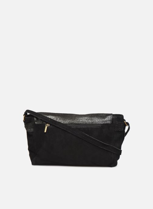 Handbags Georgia Rose Mabesace Leather Black front view