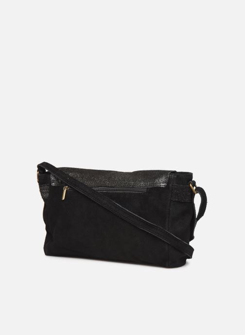 Handbags Georgia Rose Mabesace Leather Black view from the right