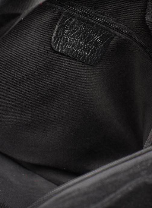 Bolsos de mano Georgia Rose Mabesace Leather Negro vistra trasera