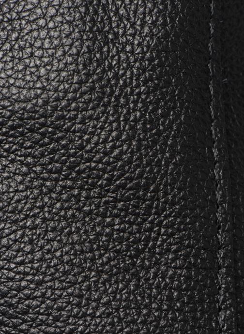 Handtaschen Georgia Rose Moncabas Leather schwarz ansicht von links
