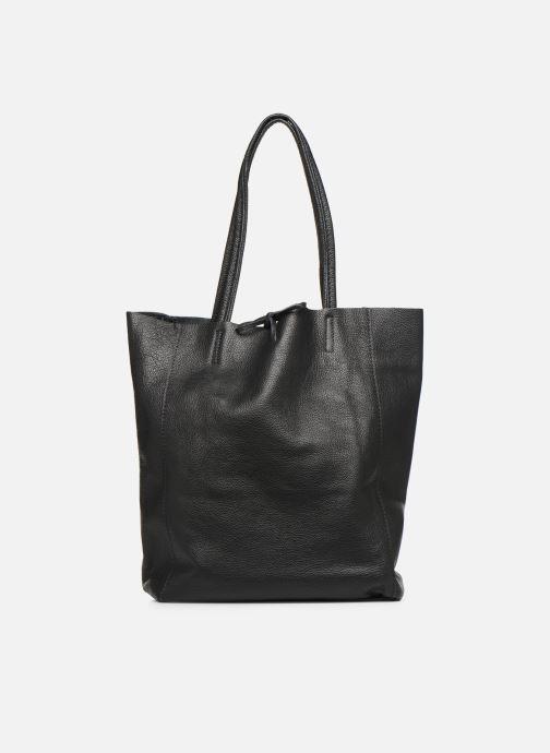 Bolsos de mano Georgia Rose Moncabas Leather Negro vista de detalle / par