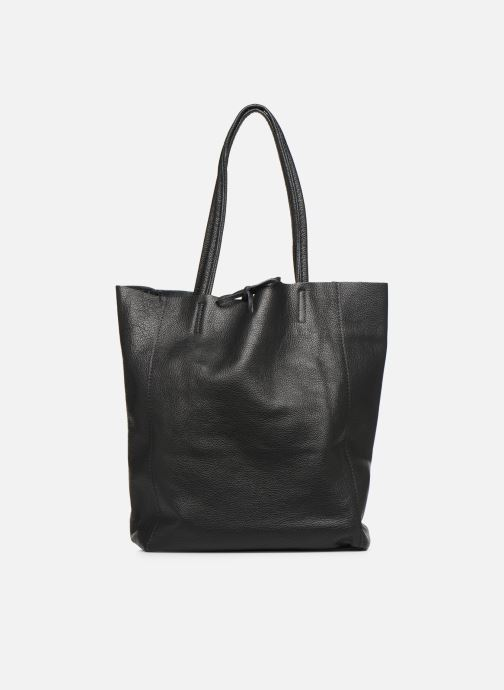 Sacs à main Georgia Rose Moncabas Leather Noir vue détail/paire