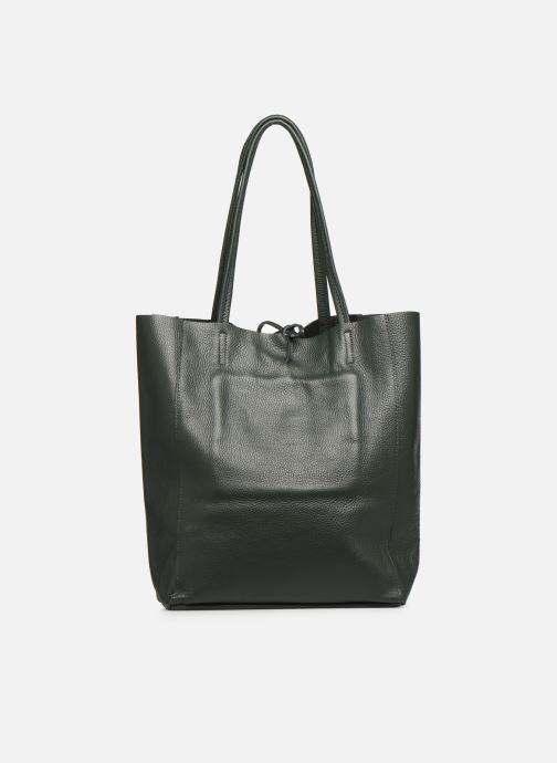 Handtaschen Georgia Rose Moncabas Leather grün ansicht von vorne