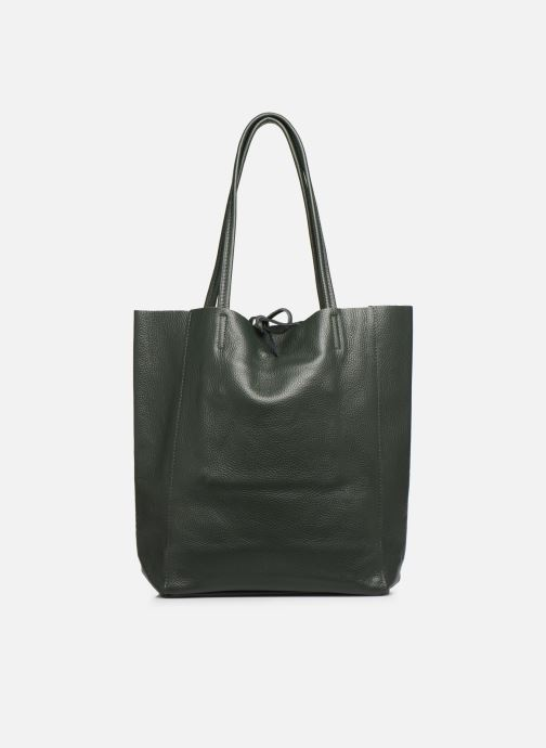 Handtassen Georgia Rose Moncabas Leather Groen detail