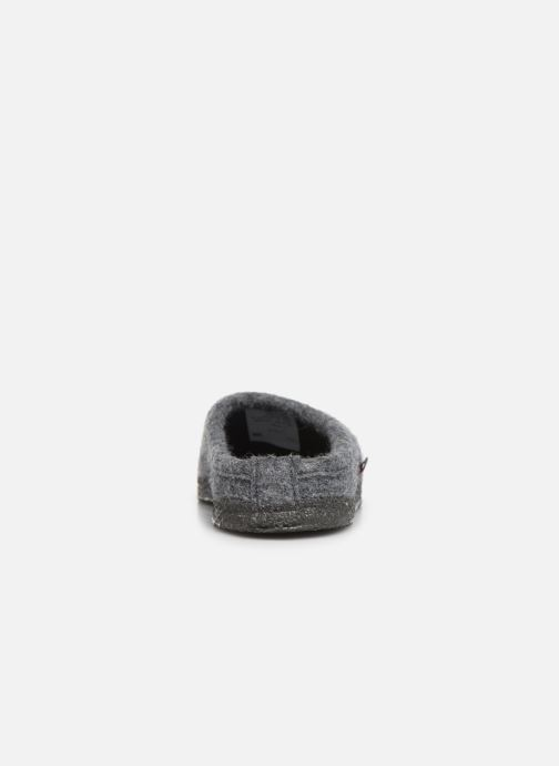 Chaussons Giesswein Coby Gris vue droite