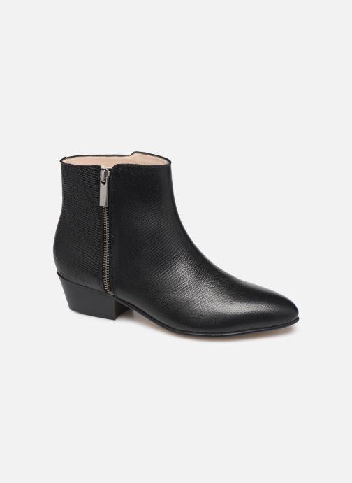 Bottines et boots Georgia Rose Silvana Noir vue détail/paire