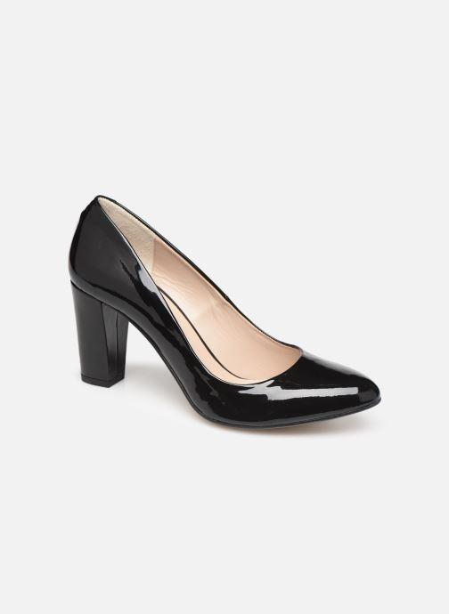 Høje hæle Georgia Rose Santana Sort detaljeret billede af skoene
