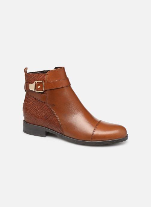 Bottines et boots Georgia Rose Litya Marron vue détail/paire