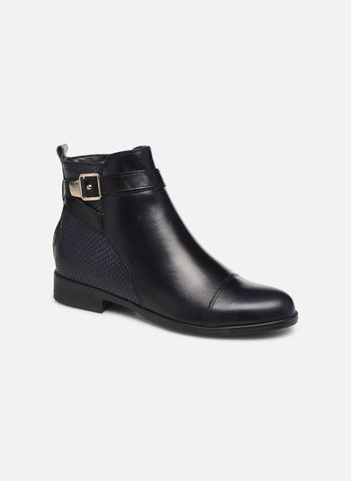 Bottines et boots Georgia Rose Litya Bleu vue détail/paire