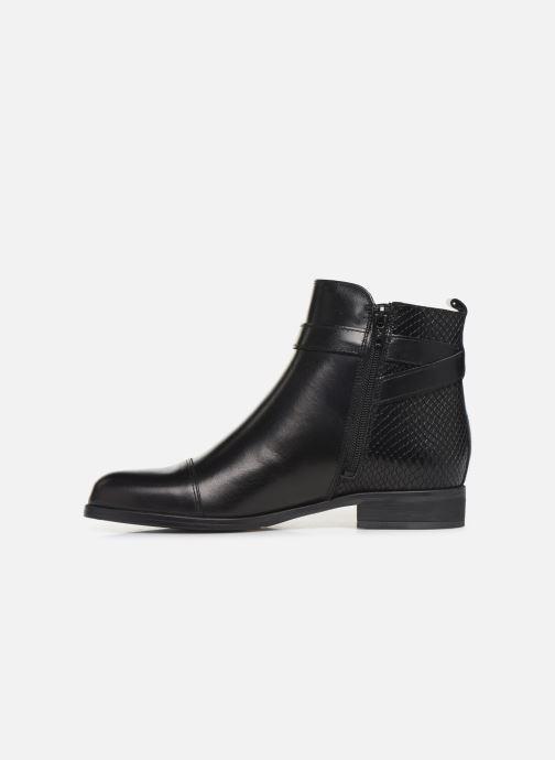 Bottines et boots Georgia Rose Litya Noir vue face