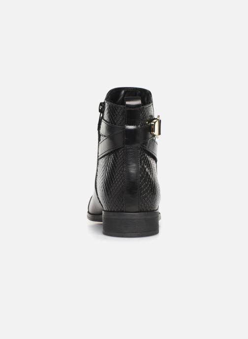 Bottines et boots Georgia Rose Litya Noir vue droite