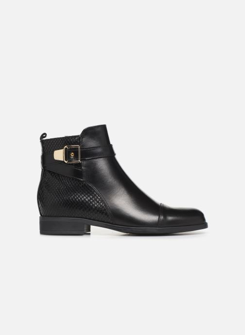 Bottines et boots Georgia Rose Litya Noir vue derrière