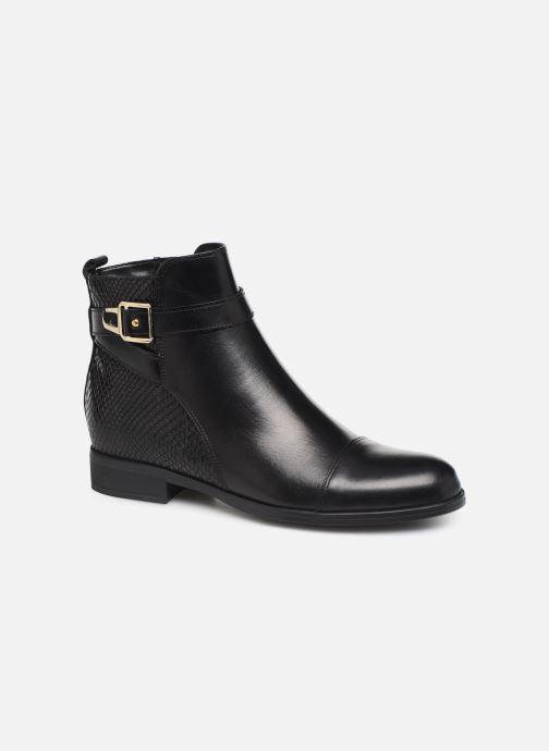 Bottines et boots Georgia Rose Litya Noir vue détail/paire