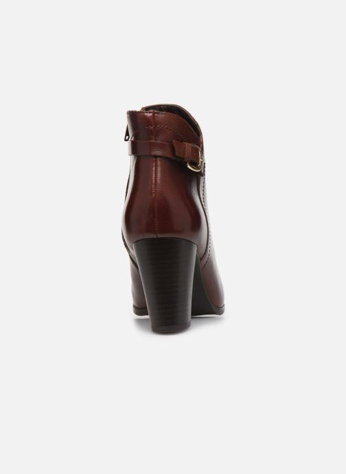 Boots en enkellaarsjes Georgia Rose Lerica Bruin rechts