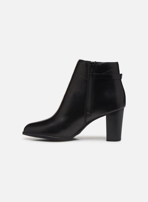 Bottines et boots Georgia Rose Lerica Noir vue face