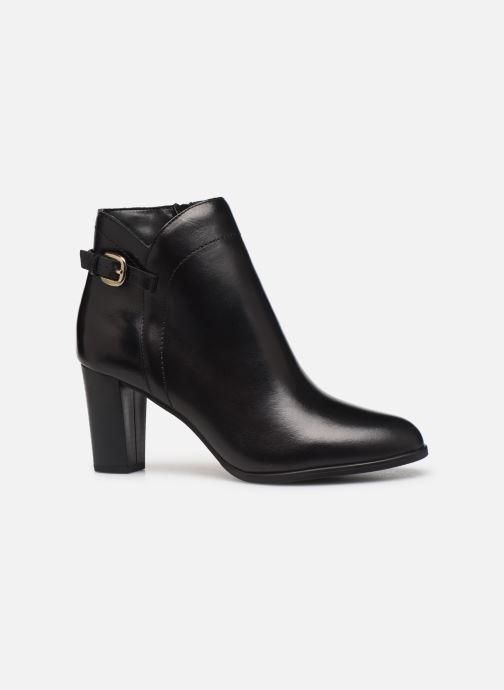 Bottines et boots Georgia Rose Lerica Noir vue derrière