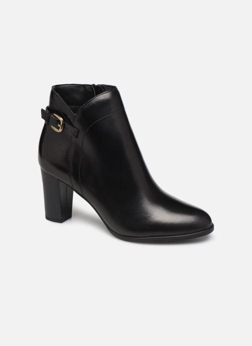Bottines et boots Georgia Rose Lerica Noir vue détail/paire