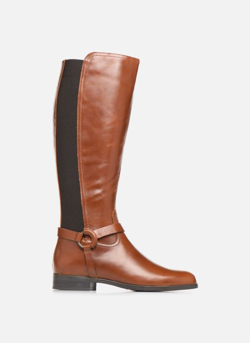 Støvler & gummistøvler Georgia Rose Limonian Brun se bagfra