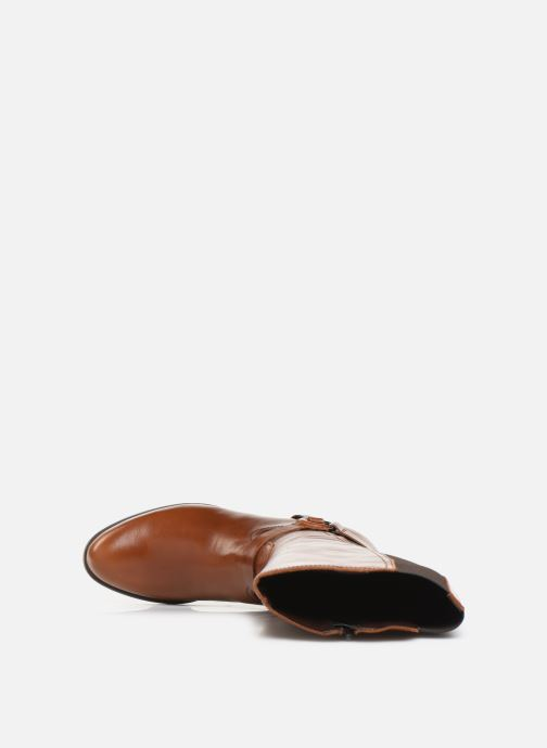 Støvler & gummistøvler Georgia Rose Limonian Brun se fra venstre