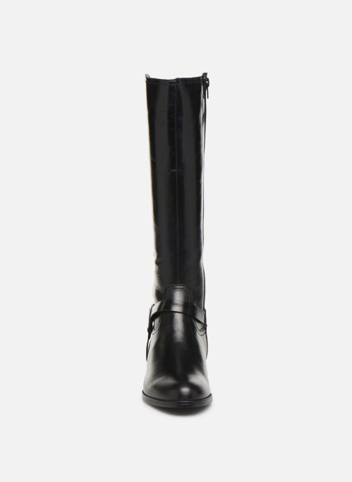Boots & wellies Georgia Rose Limonian Black model view
