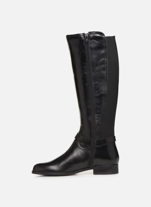 Boots & wellies Georgia Rose Limonian Black front view