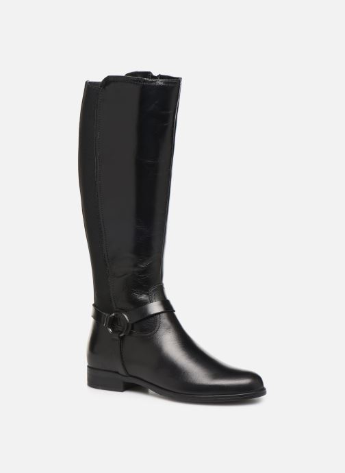 Boots & wellies Georgia Rose Limonian Black detailed view/ Pair view