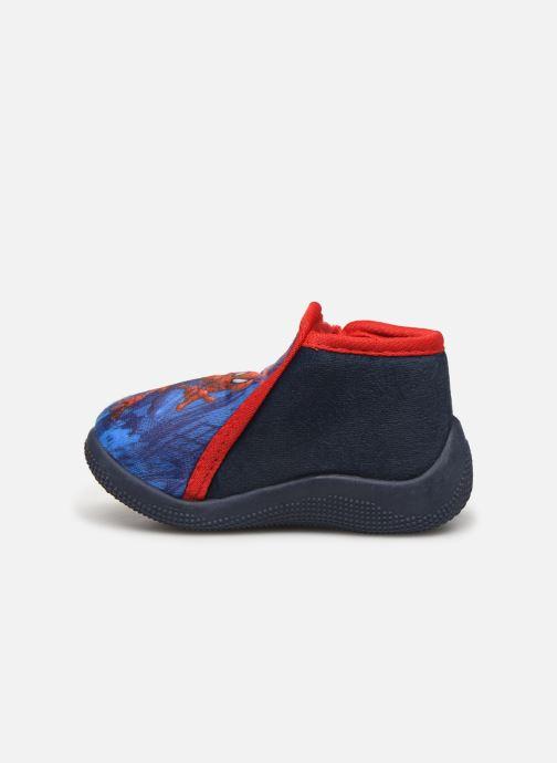 Pantoffels Spiderman Sicilien Blauw voorkant