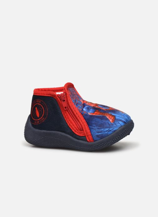 Pantoffels Spiderman Sicilien Blauw achterkant