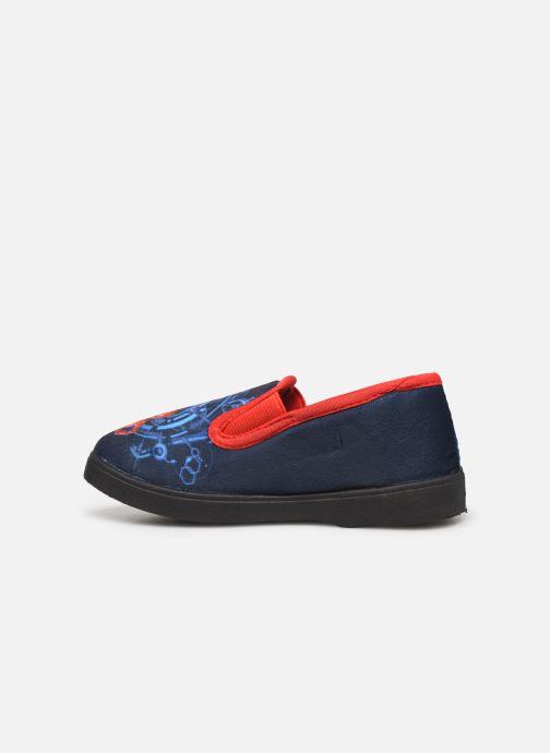 Pantoffels Spiderman Signe Blauw voorkant