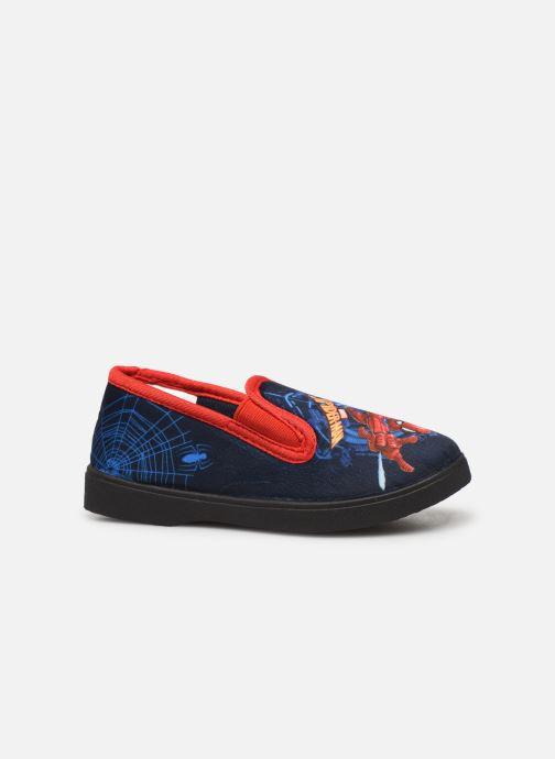 Pantoffels Spiderman Signe Blauw achterkant