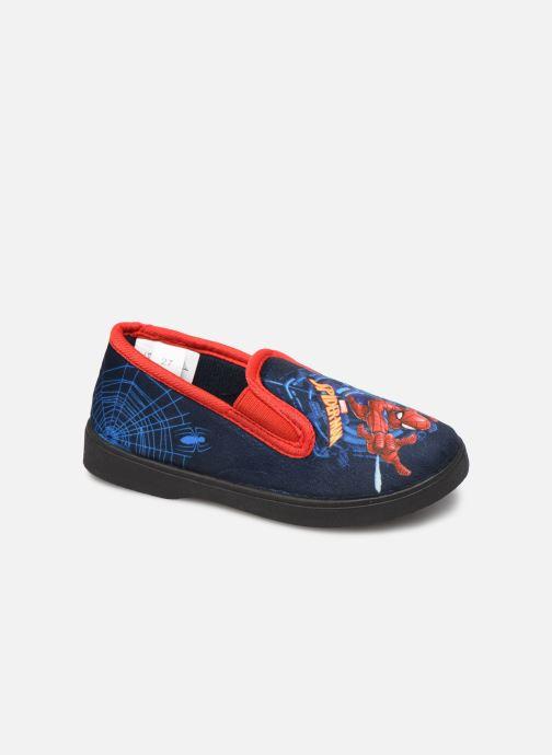Pantoffels Spiderman Signe Blauw detail