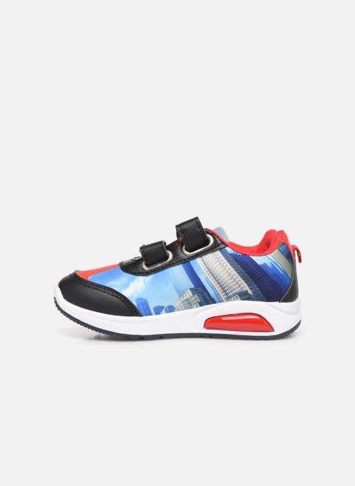 Sneaker Spiderman Navalo blau ansicht von vorne