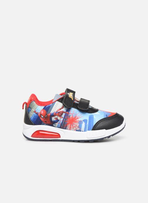 Sneaker Spiderman Navalo blau ansicht von hinten