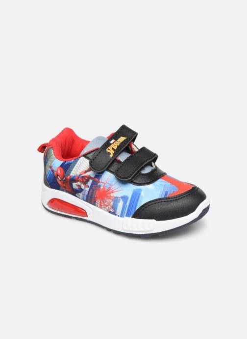Sneaker Spiderman Navalo blau detaillierte ansicht/modell