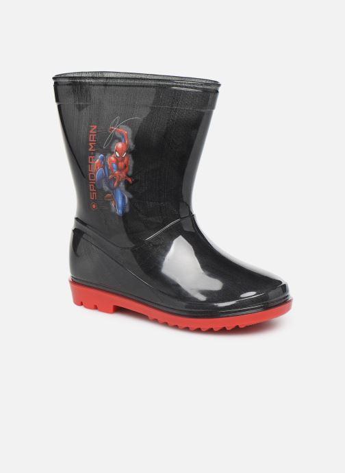 Stiefel Spiderman Spitz schwarz detaillierte ansicht/modell
