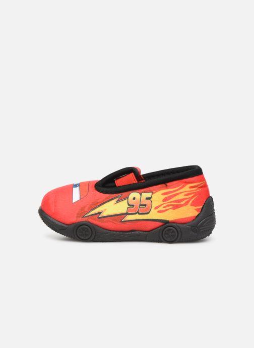 Pantoffels Cars Speedy Rood voorkant