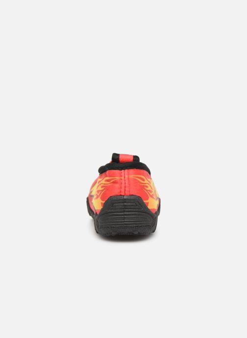 Chaussons Cars Speedy Rouge vue droite
