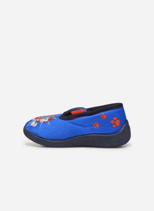 Pantuflas Pat Patrouille Sillage Azul vista de frente