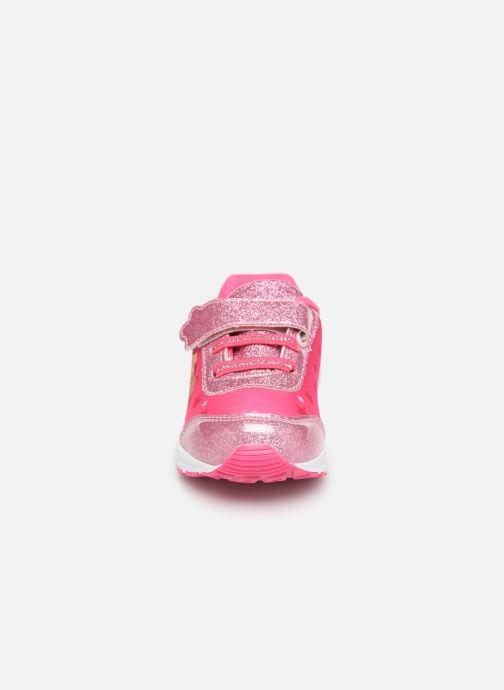 Baskets Pat Patrouille Stanford Rose vue portées chaussures
