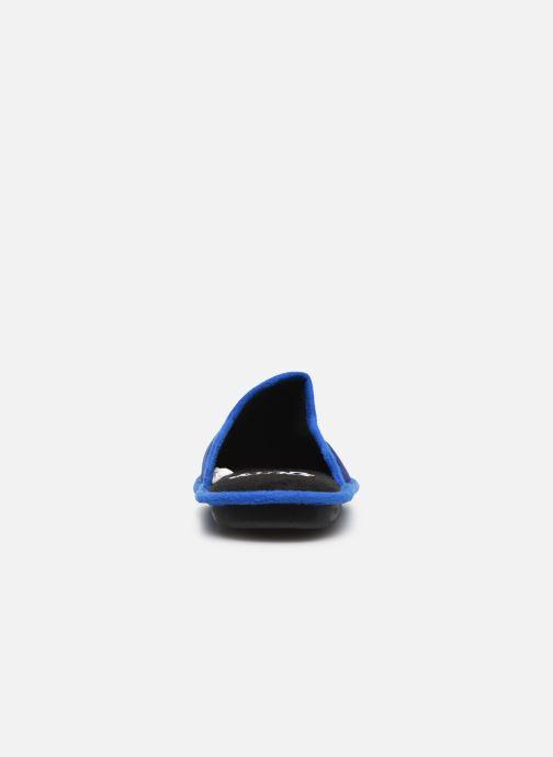 Chaussons Star Wars Siberien Bleu vue droite