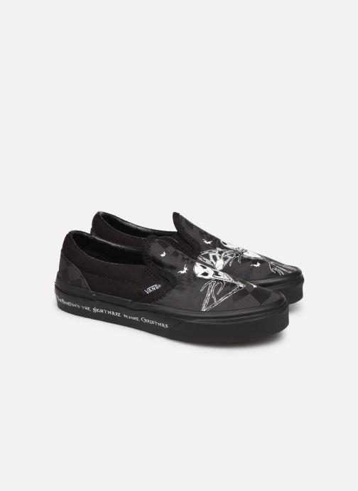 Sneakers Vans Classic Slip-On Disney Nero immagine 3/4
