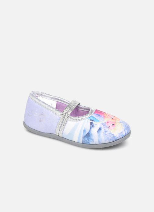 Chaussons Frozen Spiruline Violet vue détail/paire