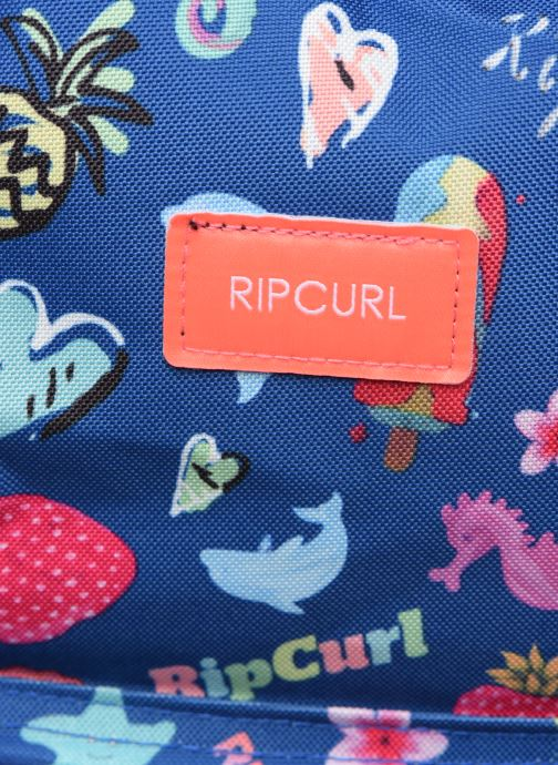 Scolaire Rip Curl DOUBLE DOME SUMMER TIME Bleu vue gauche