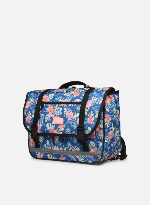 School bags Rip Curl SATCHEL TOUCAN FLORA Blue model view